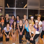 Kendall &amp; The Suns dancers